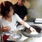 「ダルバート手食とナン焼き体験」のイベントを実施しました