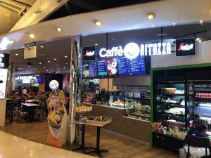 タイ空港 カフェ