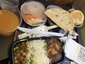タイ航空 機内食