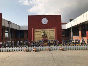 ネパール空港