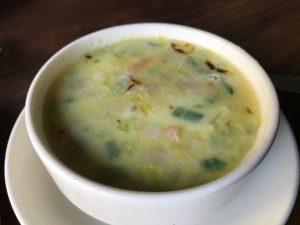ムクティナート スープ