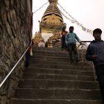 2019ネパール旅④『スワヤンブナートとチベットと』・・・3日目はチベタンの日