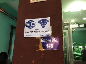 WIFI 国内線