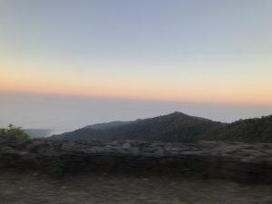 ダンガディ 雲海