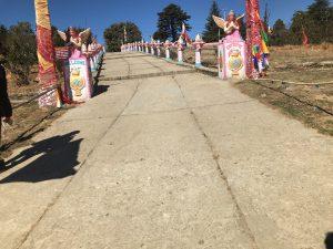 ダンガディ 寺
