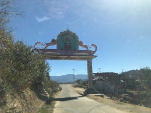 ダンガディ 寺院
