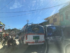 ダンガディ バス