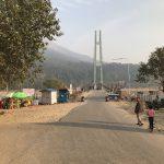 2019ネパール旅⑫『チサパニ』・・・ネパール西部の大きな橋へ