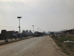 ネパール人ガンジ 国境