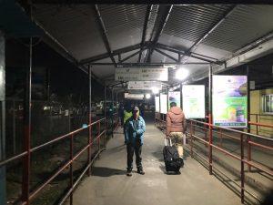 カトマンズ 空港