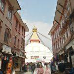 2020タルカリのネパール旅⑥『ボウダナートとニューではないエベレスモモセンター』
