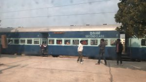 インド ネパール鉄道